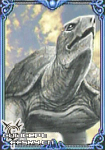 巨龟 MHP=50 ST=10