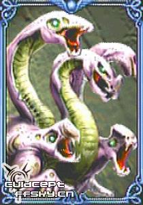 九头蛇 MHP=50 ST=40