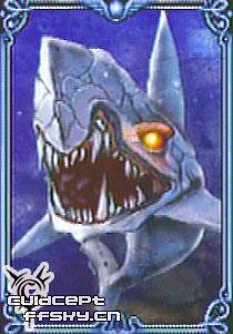 噬人鲨 MHP=50 ST=50